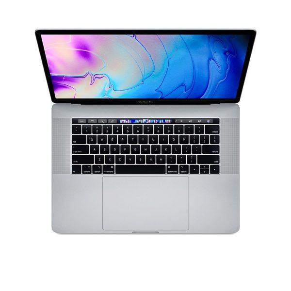 MacBook Pro 15 2018 Silver
